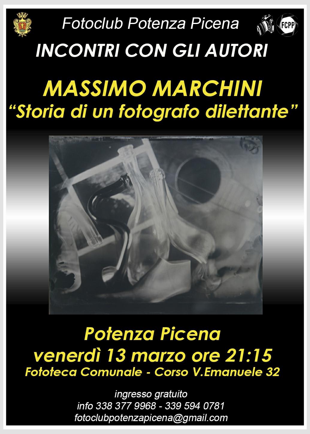 """M.Marchini """"storia di un fotografo dilettante"""".jpg"""